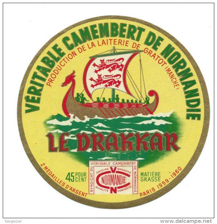 La Drakkar Camembert