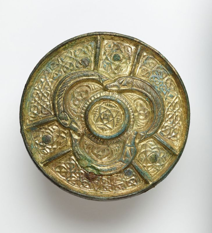 Photograph of the Lilleberge Brooch