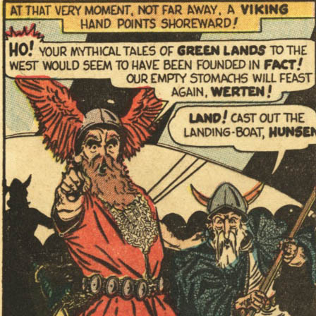 Marvel Comics - Last of the Vikings