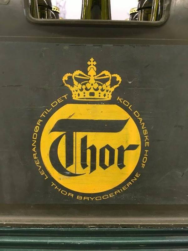 Thor Brewery (Thor Bryggerierne ) in Denmark