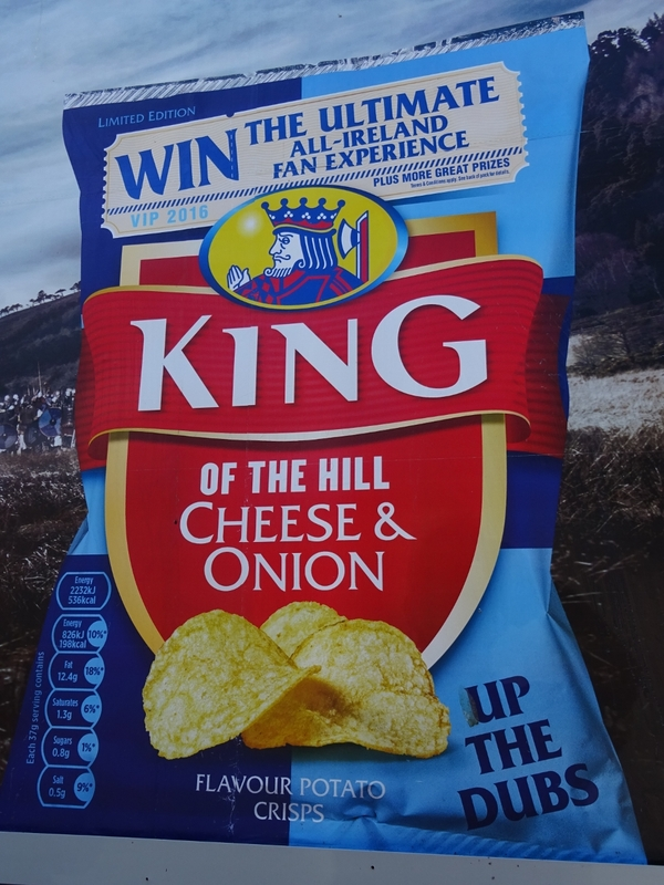 Viking Crisp Advert