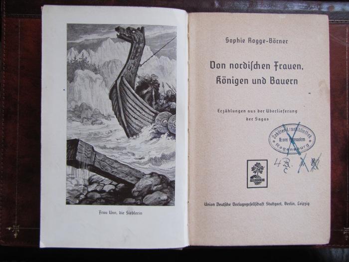 Blog Post: Unn, the settler. Unn, the land-taker.