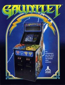 Video Game: Gauntlet