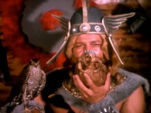 Vikings drank from the skulls of their enemies