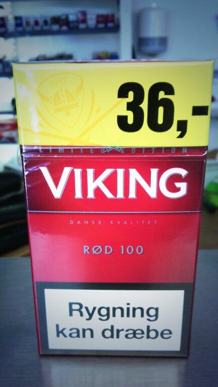 Viking Cigarettes