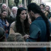 Blog Post about Mythology in The Profit and The Loss Vikings Season 4