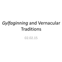 003_Gylfaginning and Vernacular Traditions.pdf