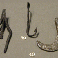 Iron Implements in the National Museum of Ireland