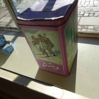 Freia Chocolates Tin