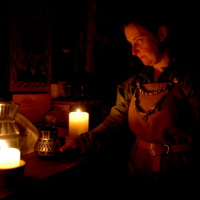 02-Objects by candlelight.JPG