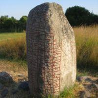 Runestone: Öl 1 (Karlevi stone)