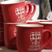Souvenir Denmark Mugs