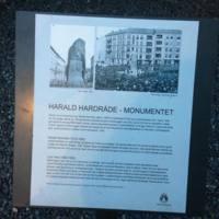 Harald hardrades monument 1.jpg