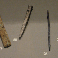 Iron Tools in the National Museum of Ireland