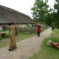 Children's Games at Ribe VikingCenter