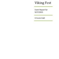 Viking Fest- event report.pdf