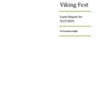 Viking Fest- event report.pdf