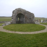 Round Church at Orphir, Orkney