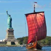 Draken Harald Hårfagre in New York