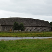 The Longhouse at Ribe VikingCenter