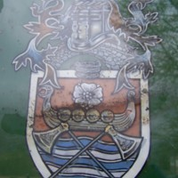 Stamford Bridge heraldry