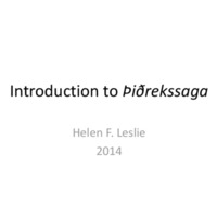 intro to Þiðrekssaga powerpoint.pdf