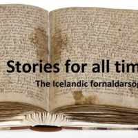 Project: Stories for all time: The Icelandic fornaldarsögur