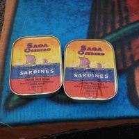 Saga Oseberg Sardines