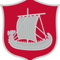 Insignia of the US 86th Engineer Battalion<br />