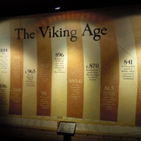 Viking Age Timeline in Dublinia