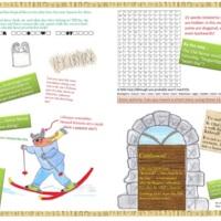 Children's Activity Sheet on Vikings in Orkney